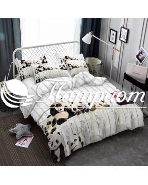 КПБ 1.5 спальный, поплин 1750