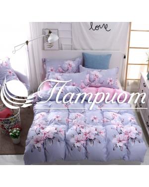 КПБ 1.5 спальный, поплин 1753